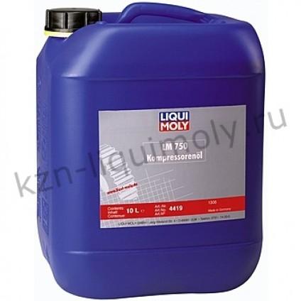 LM 750 Kompressorenoil 40 (синтетическое) 10Л