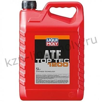НС-синтетическое трансмиссионное масло для АКПП Top Tec ATF 1200 5Л