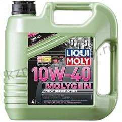 НС-синтетическое моторное масло Molygen New Generation 10W-40 4Л