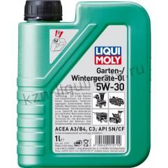НС-синтетическое моторное масло для зимней садовой техники Garten-Wintergerate-Oil 5W-30 1Л