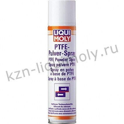 Тефлоновый спрей PTFE-Pulver-Spray 0,4Л