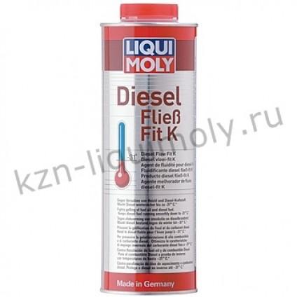 Дизельный антигель концентрат Diesel Fliess-Fit K 1Л