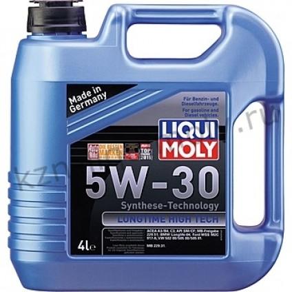 НС-синтетическое моторное масло Longtime High Tech 5W-30 4Л