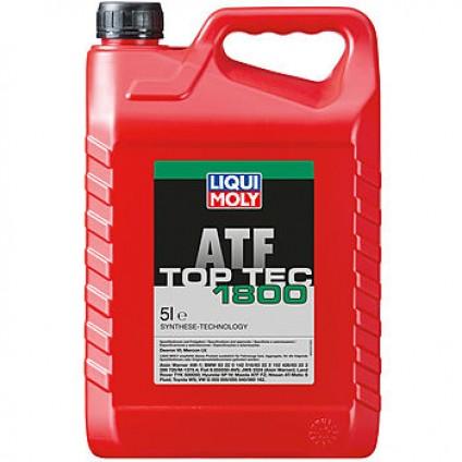 НС-синтетическое трансмиссионное масло для АКПП Top Tec ATF 1800 5Л