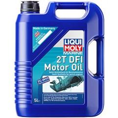 Полусинтетическое моторное масло для водной техники Marine 2T DFI Motor Oil 5Л
