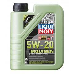 НС-синтетическое моторное масло Molygen New Generation 5W-20 1Л