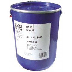 Высокотемпературная смазка для ступиц подшипников LM 50 Litho HT 5Л