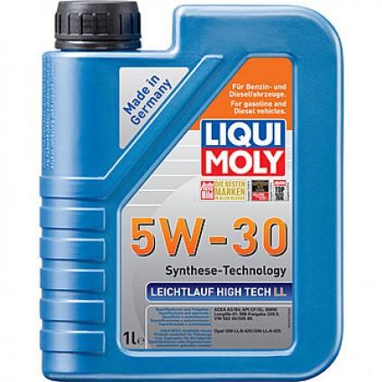 НС-синтетическое моторное масло Leichtlauf High Tech LL 5W-30 1Л