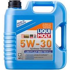 НС-синтетическое моторное масло Leichtlauf High Tech LL 5W-30 4Л