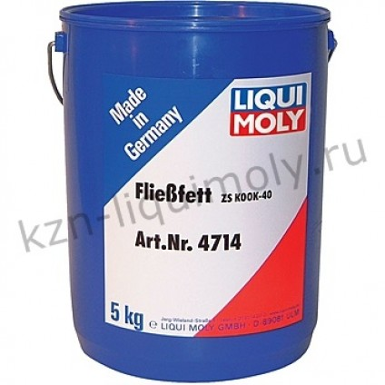Жидкая консистентная смазка для центральных систем Fliessfett ZS KOOK-40 5Л