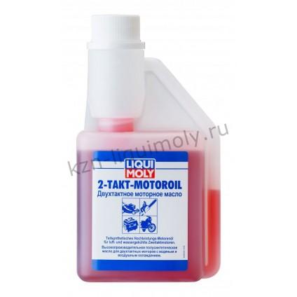 Полусинтетическое моторное масло для 2-тактных двигателей 2-Takt-Motoroil 0,25Л