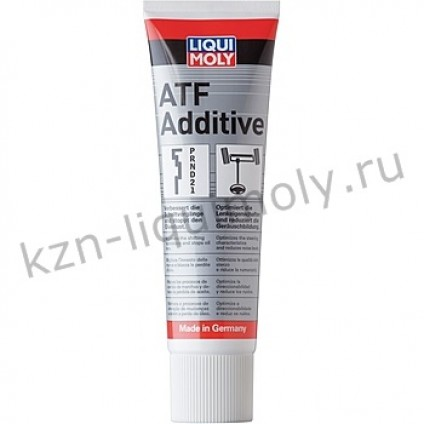 Присадка в АКПП ATF Additive 0,25Л