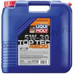 НС-синтетическое моторное масло Top Tec 4200 5W-30 20л