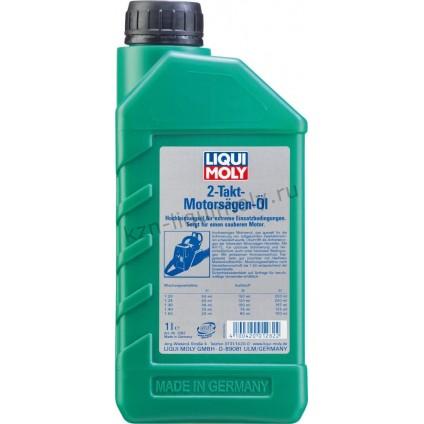 Минеральное моторное масло для 2-тактных бензопил и газонокосилок 2-Takt-Motorsagen-Oil 1Л
