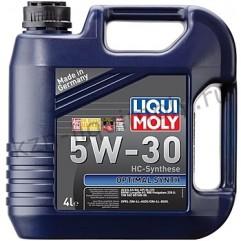 НС-синтетическое моторное масло Optimal Synth 5W-30 4Л
