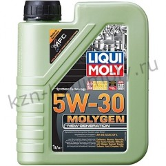 НС-синтетическое моторное масло Molygen New Generation 5W-30 1Л
