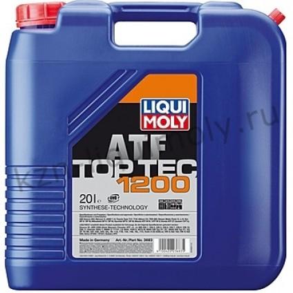 НС-синтетическое трансмиссионное масло для АКПП Top Tec ATF 1200 20Л