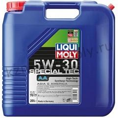 НС-синтетическое моторное масло Special Tec AA 5W-30 20Л