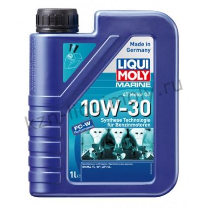 НС-синтетическое моторное масло Marine 4T Motor Oil 10W-30 1Л