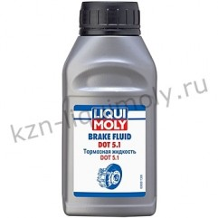 Тормозная жидкость Brake Fluid DOT 5.1 0,25Л